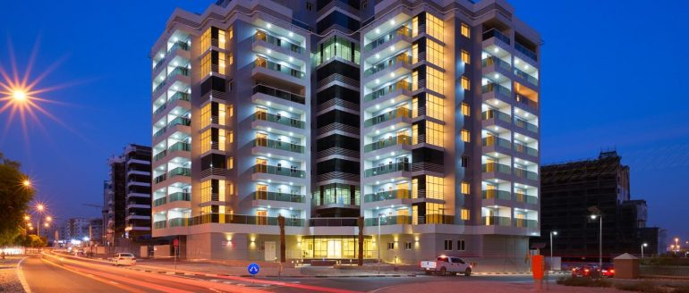 Al Telal G+12 Residential